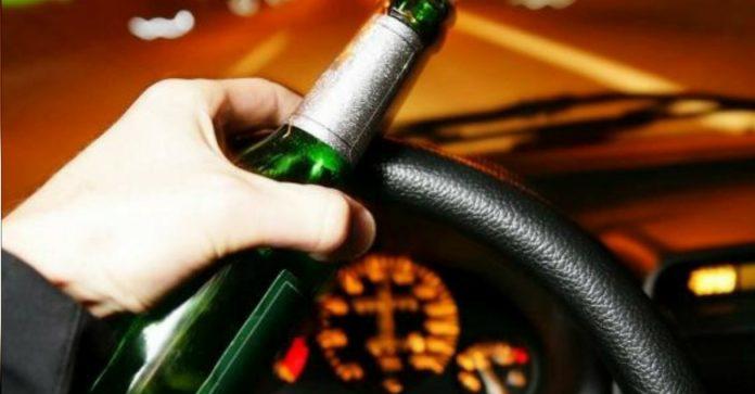 personas conduzcan bajo efectos alcohol