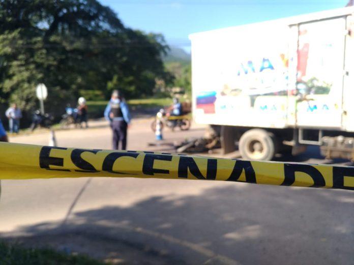 motociclista fallecido Villanueva