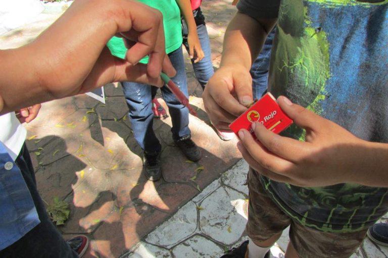 Fundaniquem propone ley para prohibir que menores de edad usen pólvora