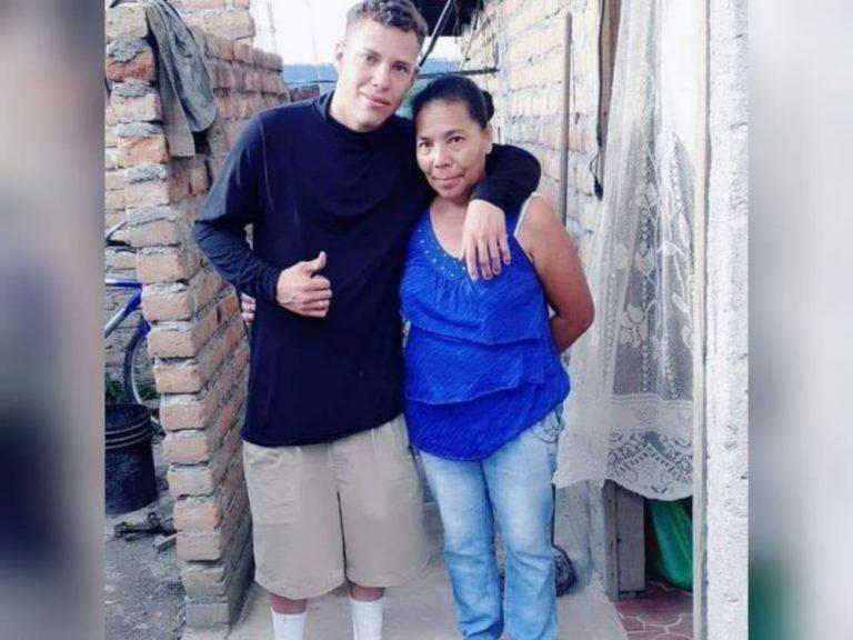 Depresión por amor «me lo llevó a la tumba»: madre de exmilitar Esdras Laínez