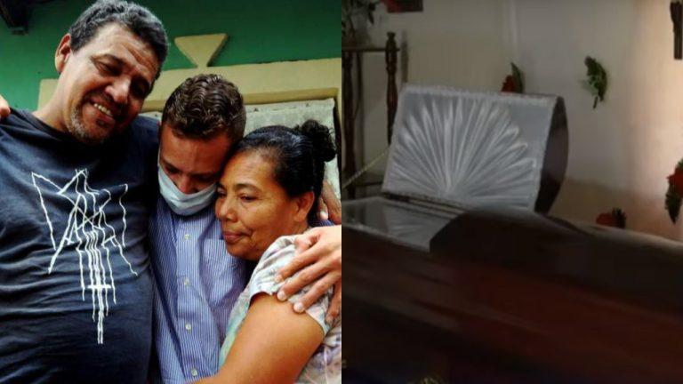 """""""Ya no quiero vivir"""": las últimas palabras que exmilitar Esdras Laínez dijo a su padre"""