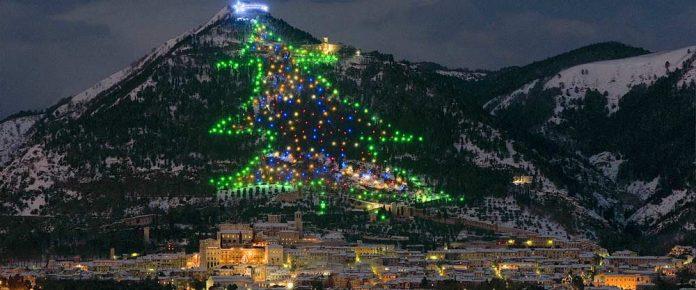 árbol de Navidad más grande del mundo