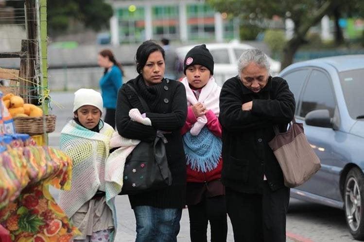 COPECO: 11 departamentos en alerta roja y cinco en amarilla por frente frío