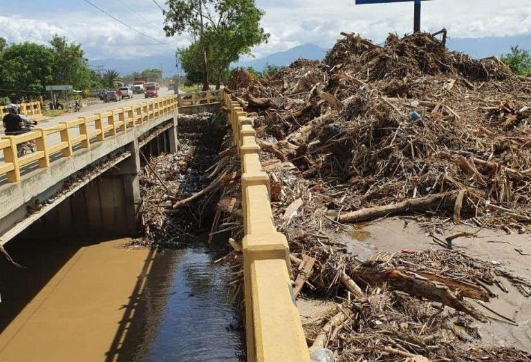 Chico: Se requieren L700 millones para reparar bordos de contención en Valle de Sula