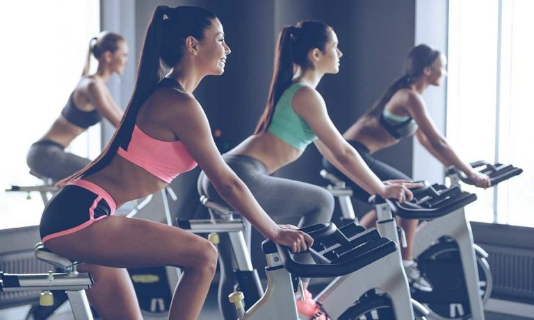 SALUD  Beneficios del spinning a tu salud física y psíquica