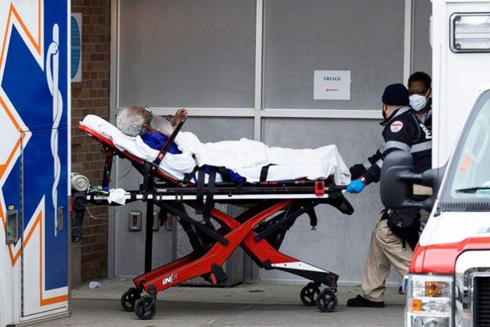 rebrote de covid-19 hospitales California
