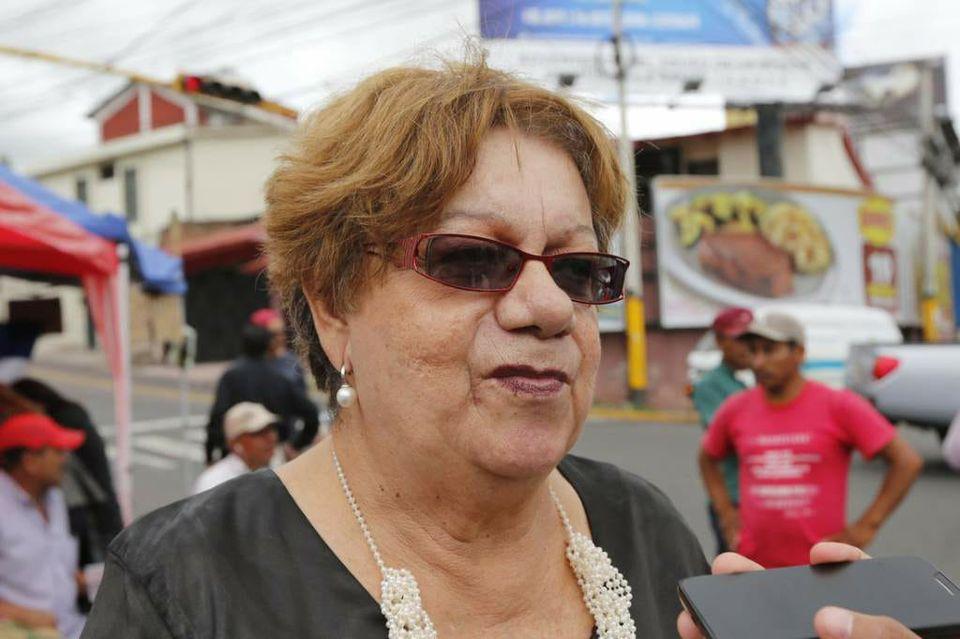 Doris Gutiérrez congreso presidencia
