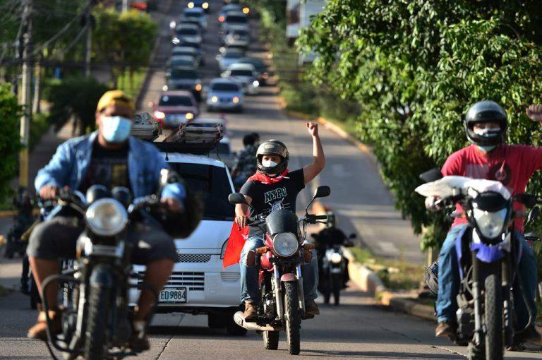 DOMINGO | ¿Quiénes tienen permiso para circular hoy en Honduras?