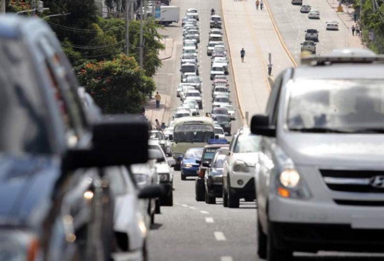 IP reporta que este 2020 la recaudación de tasa vehicular cayó un 30 %