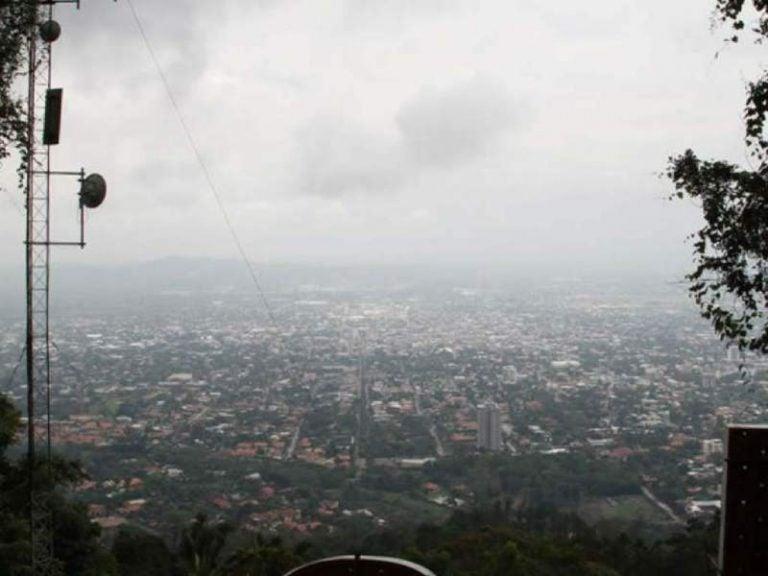 COPECO: Hasta 9°C cayó la temperatura en la madrugada de este domingo