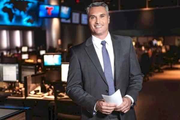 Muere presentador de Telemundo, Edgardo del Villar, por cáncer en el cerebro