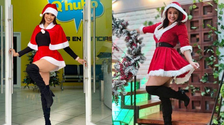 FARÁNDULA| Nochebuena: ¿cómo celebraron las personalidades hondureñas?