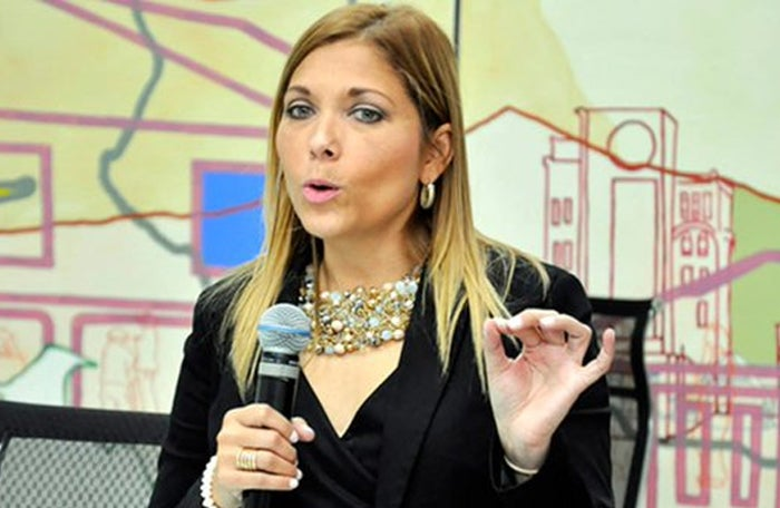 Ana Hall: Cada partido debe escoger el mecanismo que resulte más viable