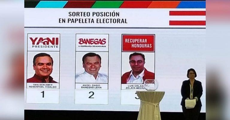 Yani en primera posición: definen orden en papeletas del PL para primarias