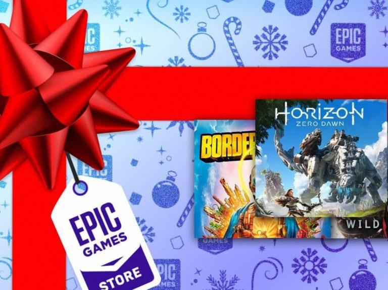 ¡Felices Fiestas! Epic Games regalará juegos por 15 días; ¿cuáles?