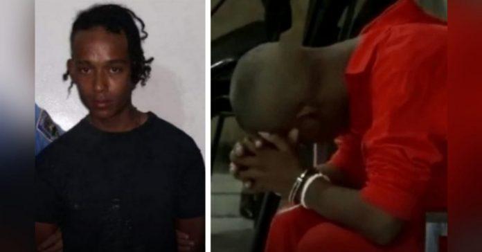 prisión hondureño mató hijastra