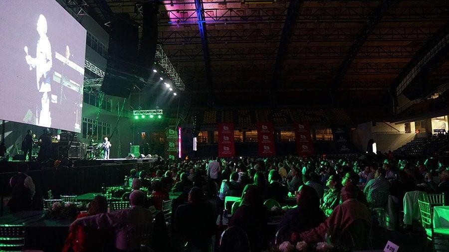último concierto Armando Manzanero Honduras