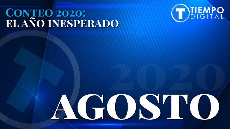 AGOSTO  Conteo 2020: El año inesperado