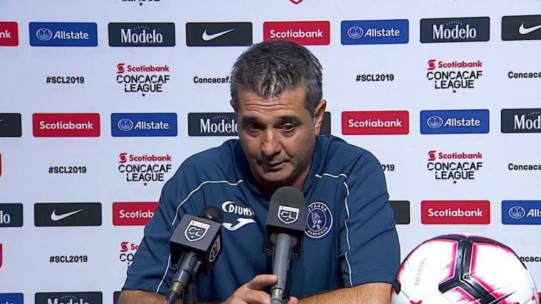 """Diego Vásquez: """" Es una fatalidad de esas que pasan cada 500 partidos"""""""