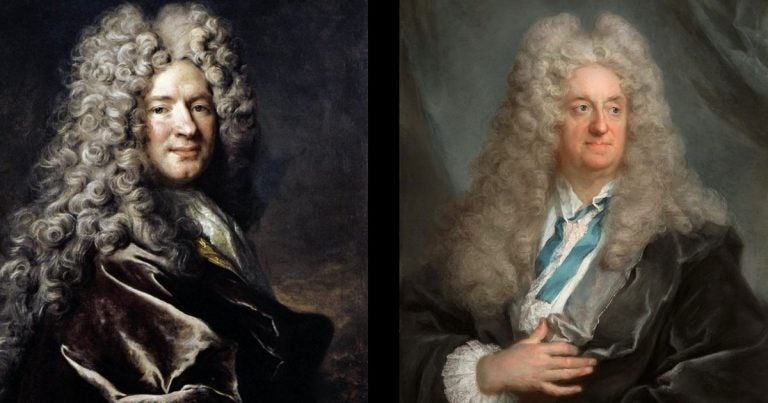 ¿Por qué usaban pelucas en los siglos pasados?