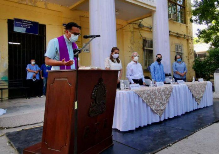 BCH donación Hospital del Sur