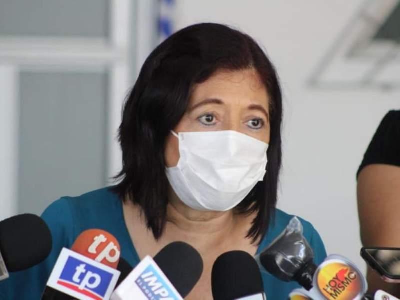Mitzi Castro virus COVID-19