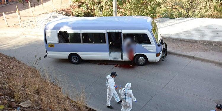 Transportista: Policía no tiene capacidad para dar seguridad al rubro