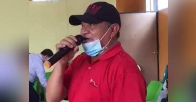 La Paz: asesinan a Félix Vásquez, líder indígena y precandidato a diputado por LIBRE