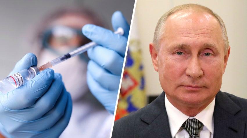 Rusia vacuna Sputnik V