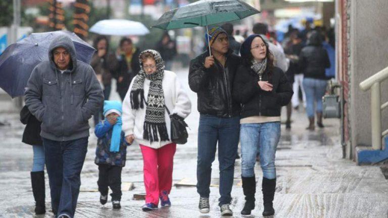Honduras: frente frío se disipa; ¿qué condiciones se prevén en los próximos días?