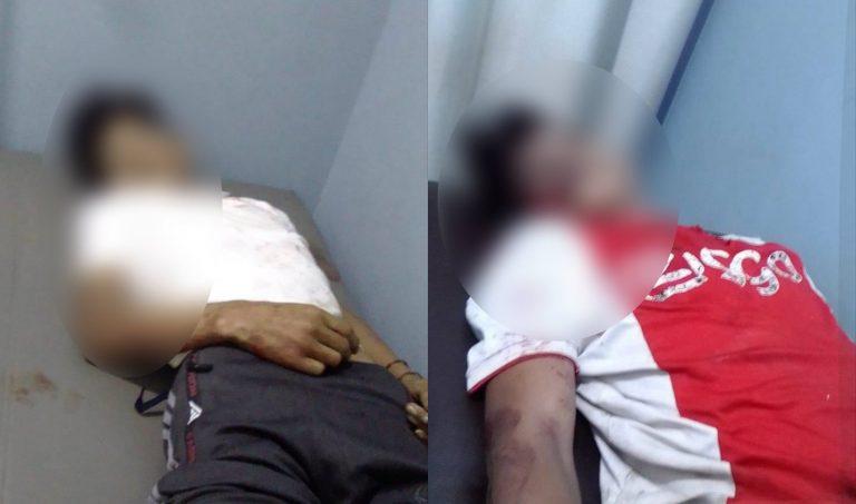 Hermanos iban en motocicleta y mueren al impactar contra vehículo en Olancho