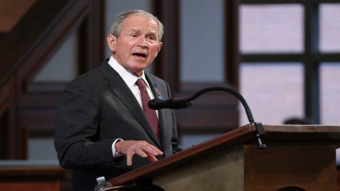 Bush asalto a Capitolio