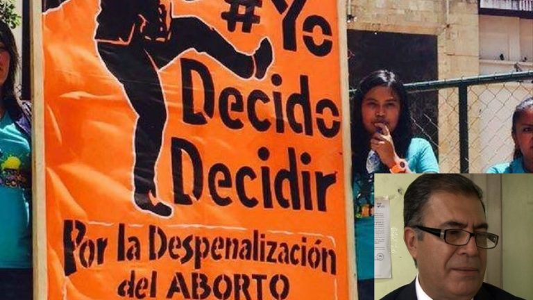 Colegio de Abogados propone que mujeres decidan sobre legalización del aborto