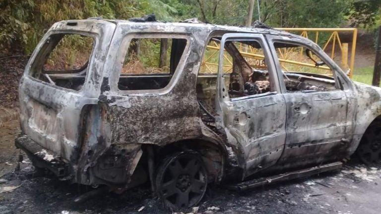 Con bombas, sujetos intentaron hacer explotar casa en residencial de La Ceiba, según Policía