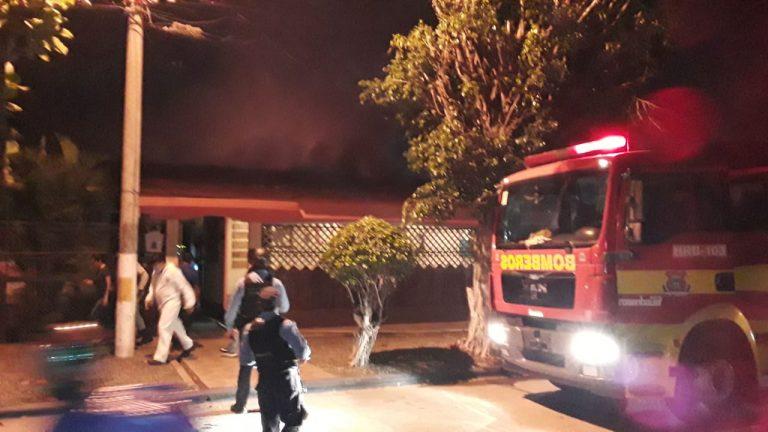 La Estancia ardió durante dos horas, dicen bomberos; ¿Cuánto daño hubo en el restaurante?