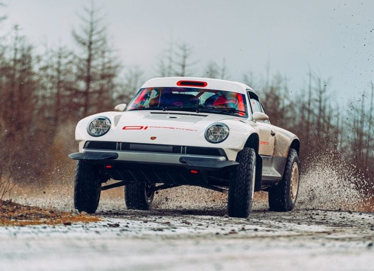 Porsche 911 a prueba de todo: para caminos rudos y carreras exigentes