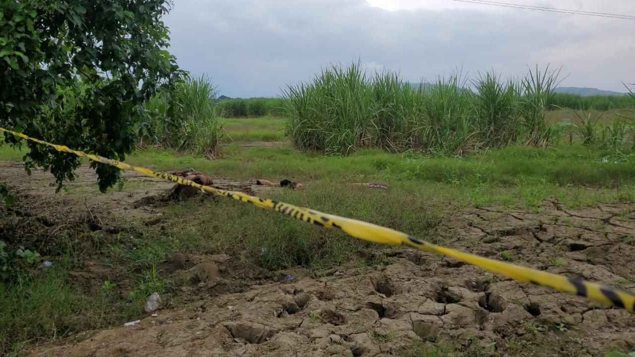 Desmembrados en Chotepe