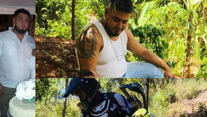 comerciante asesinado en SPS