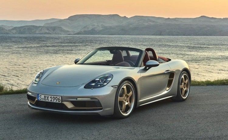 Porsche edición especial
