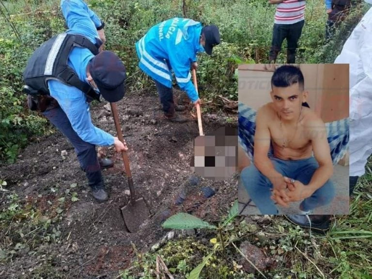 """Hallan cadáver de joven desaparecido: """"lo raptó la policía"""", dicen familiares"""