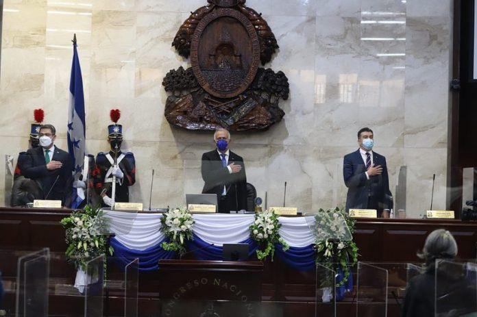 cuarta legislatura del congreso nacional