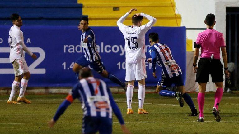 Nuevo fracaso del Real Madrid; la Copa del Rey no se le da a Zidane