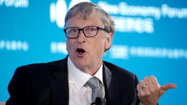 """""""Hay un problema de igualdad"""": Bill Gates pide vacunas antiCOVID gratis para países pobres"""