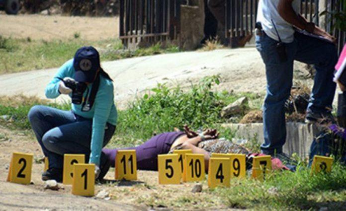 asesinatos de mujeres Honduras