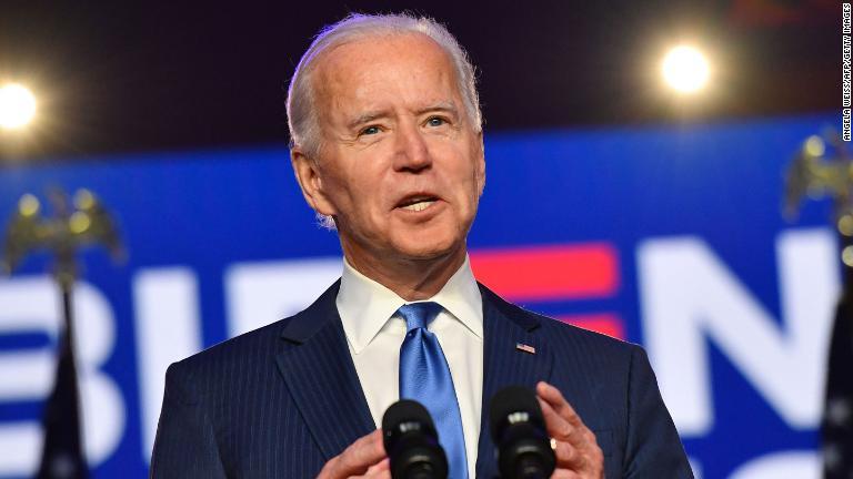 Tras invasión de seguidores de Trump a Capitolio, Biden envía determinante mensaje