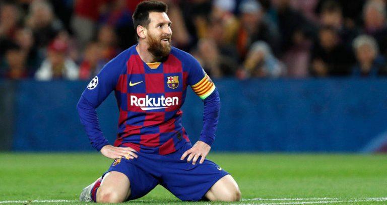 La millonaria cantidad que adeuda el Barcelona a Lionel Messi