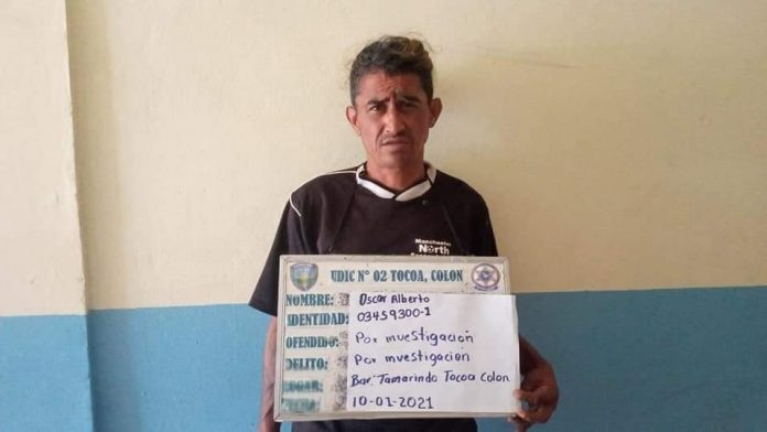 Pandillero El Salvador Tocoa