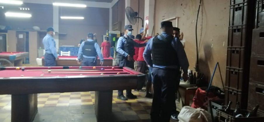 cateos discotecas Honduras Covid