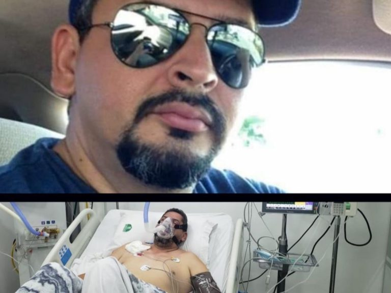 Miguel Munguía lucha por su vida en sala UCI; familiares recaudan fondos para salvarlo