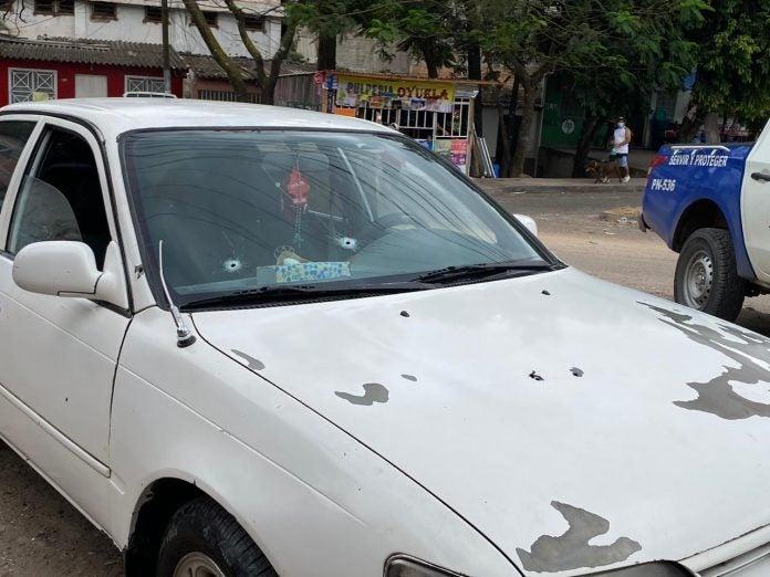 atentado contra taxista tegucigalpa